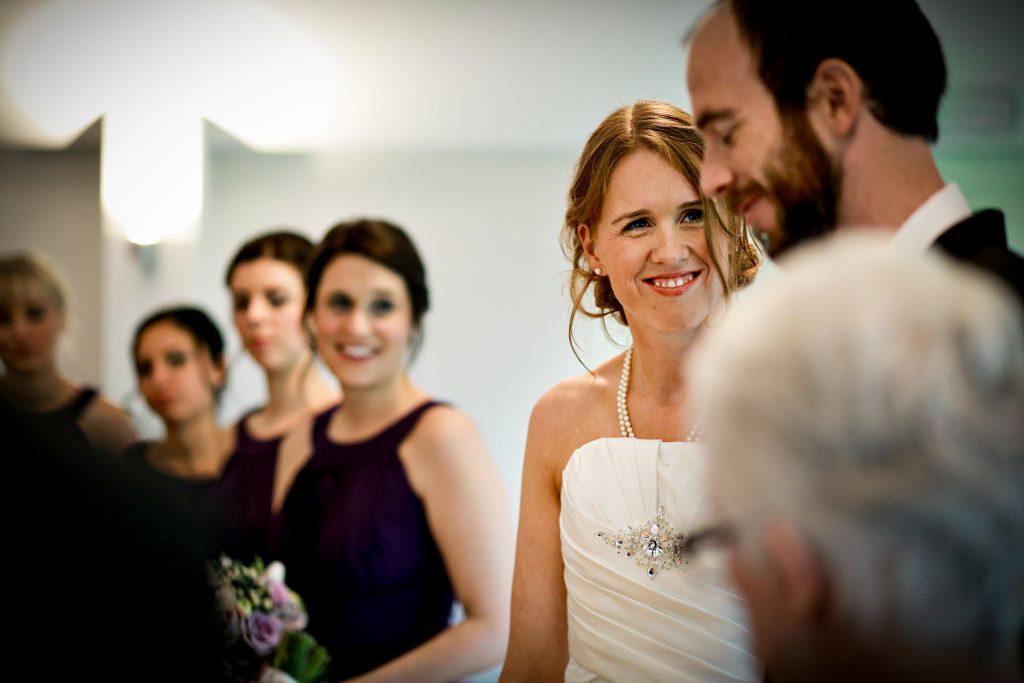 Martha's Wedding Exchanging Vows