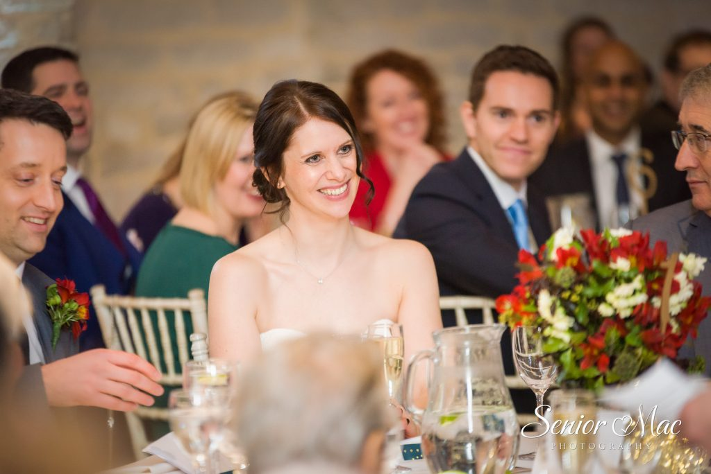 Sara's Winter Wedding Tithe Barn Petersfield