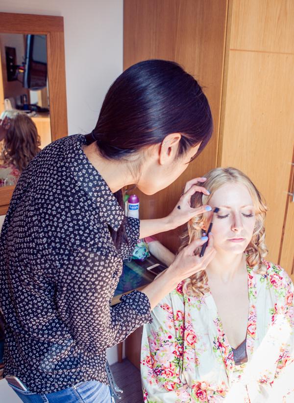 Annie Wedding Hair and Makeup Artist