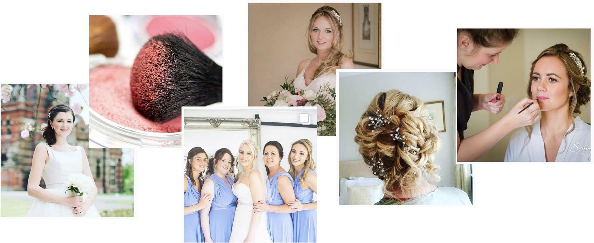 Bridal Hair and Makeup Dorset