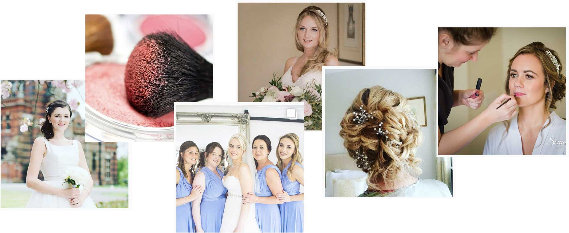 Bridal Hair and Makeup Berkshire Images