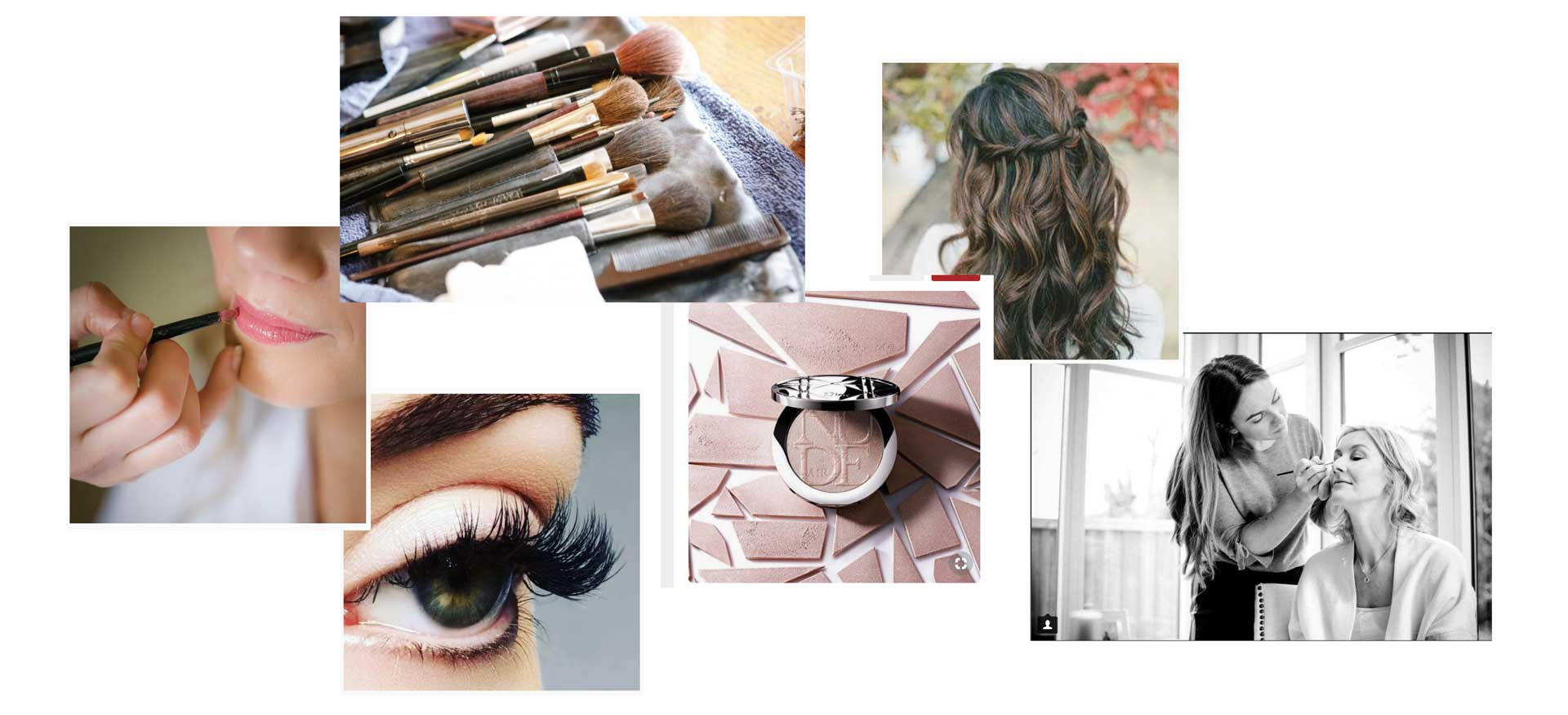Events & party hair and makeup
