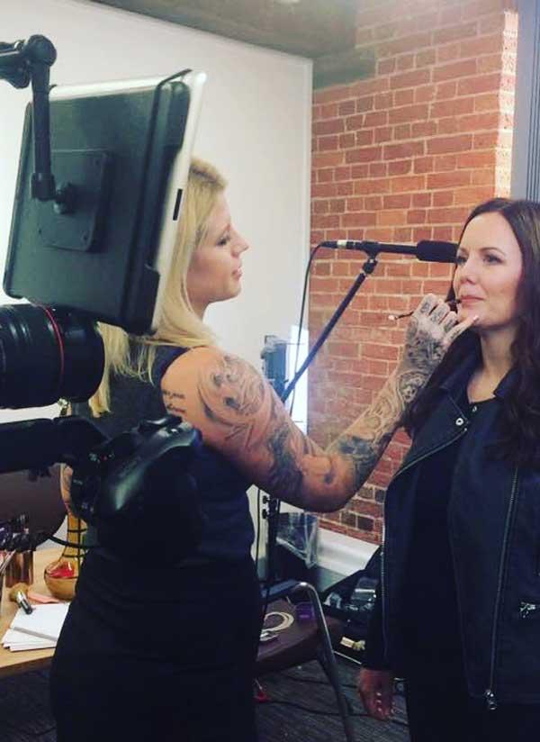 Helena Wedding Hair & Makeup Artist