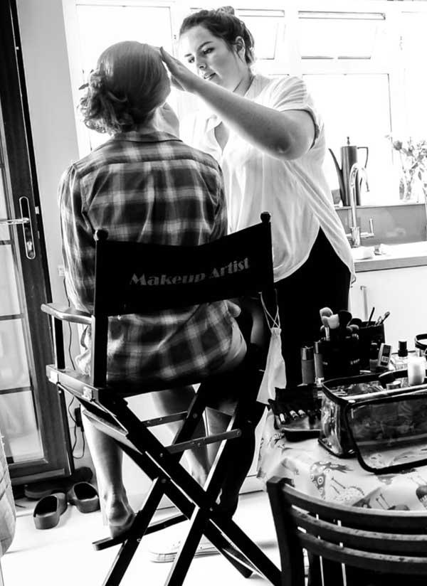 Jennifer Wedding Hair and Makeup Artist