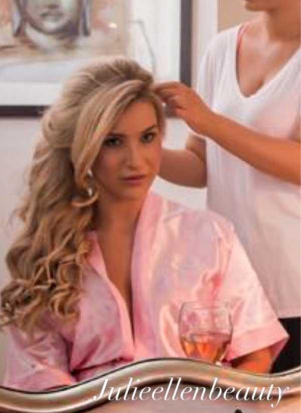 Julie Ellen Wedding Hair and Makeup Artist