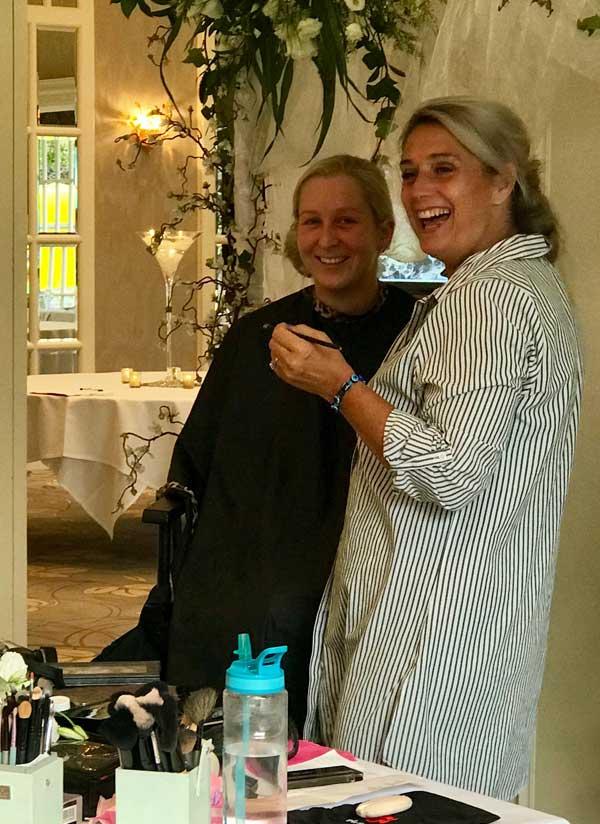Natalie Senior Wedding Hair and Makeup Artist