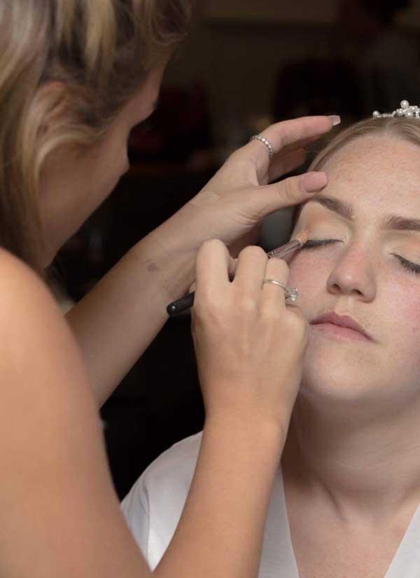 Rhianne Wedding Hair and Makeup Artist