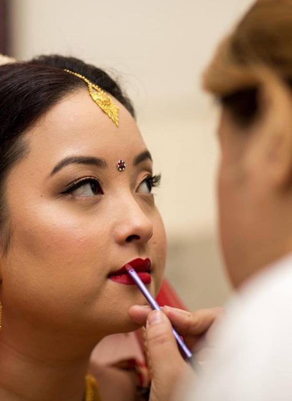 Tina Wedding Hair and Makeup Artist