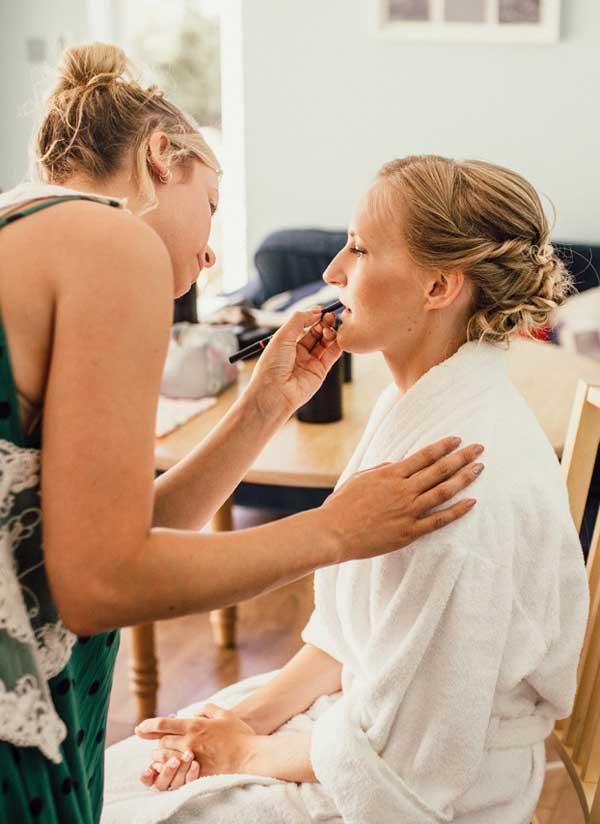 Victoria Wedding Hair and Makeup Artist