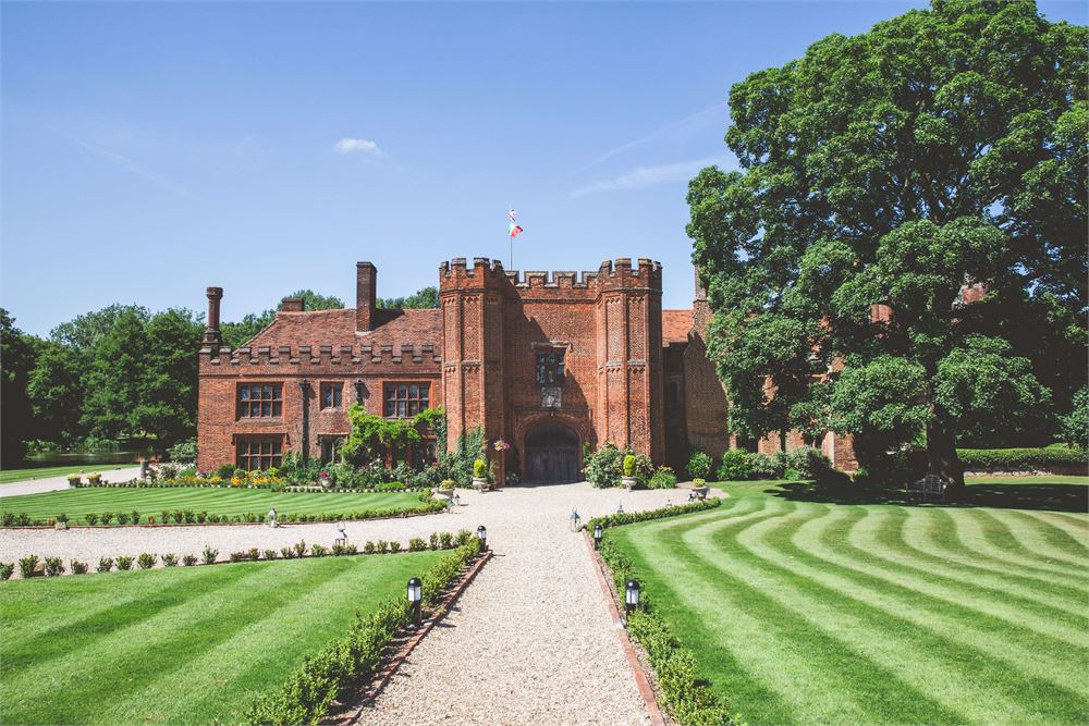leez Priory wedding venue Essex