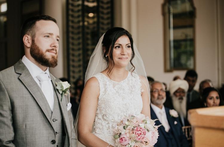 wedding at oatlands park