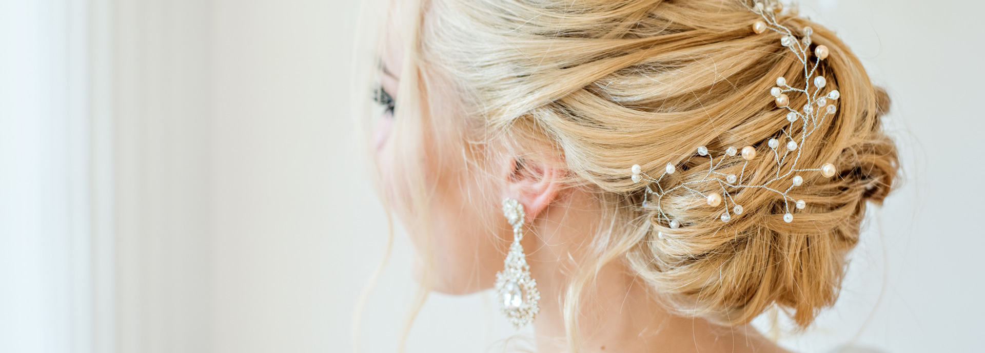 Wedding hair and makeup Herffordshire