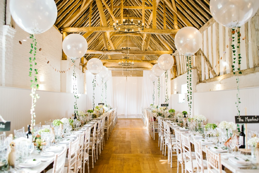 Agne's Favourite Hertfordshire Wedding Venues