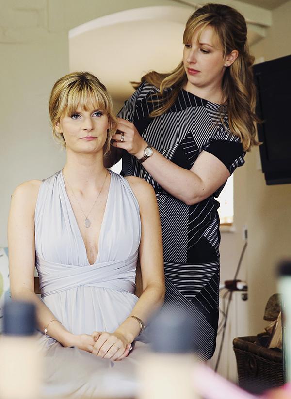 Nikki Hair and Makeup artist