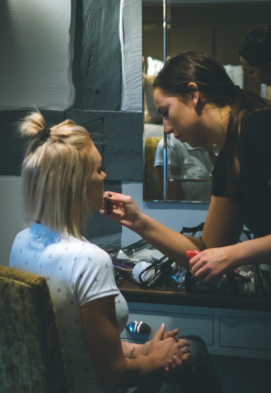 Wedding Hair and Makeup Anna