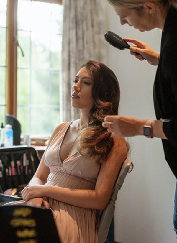 Amy Wedding hair and Makeup Artist